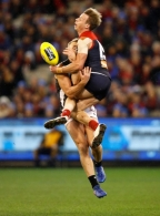 AFL 2017 Round 12 - Melbourne v Collingwood