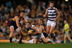 AFL 2017 Round 13 - West Coast v Geelong