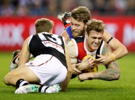 AFL 2017 Round 13 - North Melbourne v St Kilda