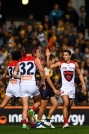 AFL 2017 Round 14 - West Coast v Melbourne
