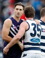 AFL 2017 Round 14 - Geelong v Fremantle
