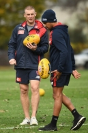 AFL 2017 Training - Melbourne 260617