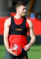 AFL 2017 Training - Gold Coast 270617