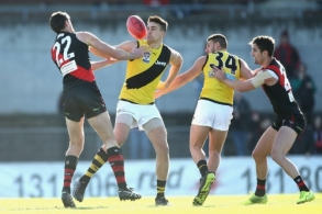VFL 2017 Round 11 - Essendon v Richmond