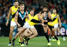 AFL 2017 Round 15 - Port Adelaide v Richmond