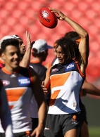 AFL 2017 Training - GWS Giants 050717