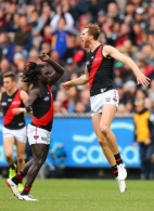 AFL 2017 Round 16 - Collingwood v Essendon