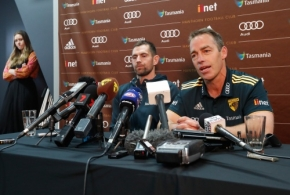 AFL 2017 Media - Hawthorn Press Conference 100717