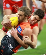 AFL 2017 Round 17 - GWS Giants v Sydney