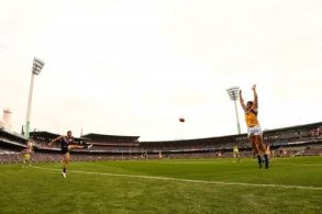 AFL 2017 Round 17 - Fremantle v West Coast