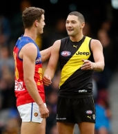 AFL 2017 Round 17 - Richmond v Brisbane