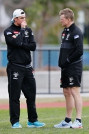 AFL 2017 Training - Collingwood 170717