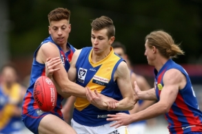 VFL 2017 Round 14 - Port Melbourne v Williamstown