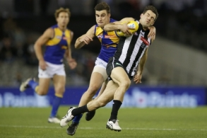 AFL 2017 Round 18 - Collingwood v West Coast