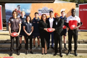 AFL 2017 Media - Multicultural Round Launch