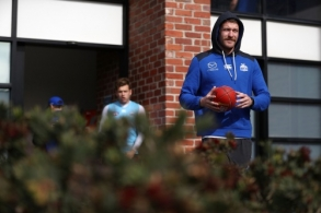 AFL 2017 Training - North Melbourne 270717