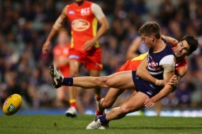 AFL 2017 Round 20 - Fremantle v Gold Coast