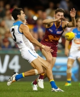 AFL 2017 Round 21 - Brisbane v Gold Coast