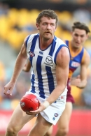 AFL 2017 Round 23 - Brisbane v North Melbourne