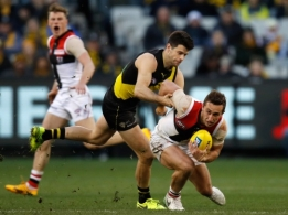 AFL 2017 Round 23 - Richmond v St Kilda