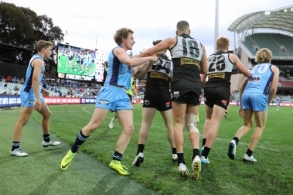 SANFL 2017 Qualifying Final - Port Adelaide v Sturt