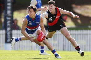 VFL 2nd Elimination Final - Essendon v Footscray