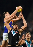 AFL 2017 First Elimination Final - Port Adelaide v West Coast