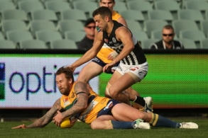 SANFL 2017 Semi Final - Port Adelaide v Eagles
