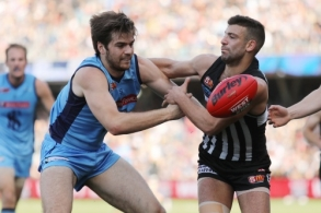 SANFL 2017 Grand Final - Port Adelaide Magpies v Sturt