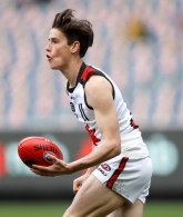 AFL 2017 NAB Under 18s All Stars Match - Team Enright V Team Harvey