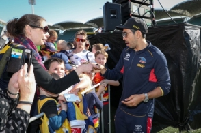 AFL 2017 Media - Adelaide Crows Family Day 011017
