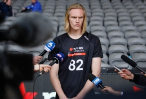 AFL 2017 Media - AFL Draft Combine Day 3
