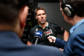 AFL 2017 Media - NAB Trade Period 191017