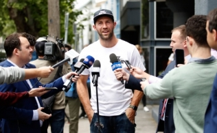 AFL 2017 Media - Travis Cloke Retirement