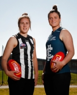 AFL 2017 Media - 2018 NAB AFL Womens Fixture Release