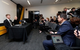 AFL 2017 Media - Richmond Press Conference 301017