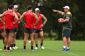 AFL 2017 Training - Gold Coast Suns 061117