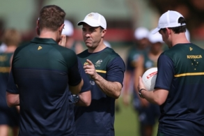 AFL 2017 Media - Australia Team Training