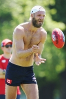 AFL 2017 Training - Melbourne 131117