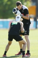 AFL 2017 Training - Collingwood 141117