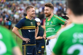 AFL 2017 Virgin IRS Series - Australia v Ireland