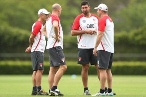 AFL 2017 Training - Sydney 201117