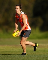 AFLW 2017 Training - GWS Giants 221117