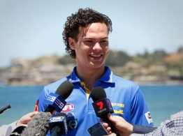 AFL 2017 Media - AFL Draft Media Opportunity 231117