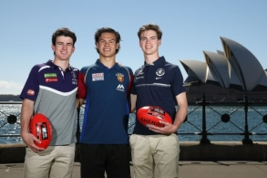 AFL 2017 Media - AFL Draft Media Opportunity 251117