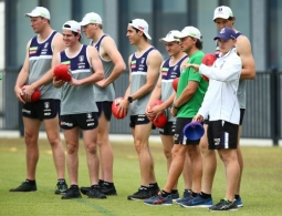 AFL 2017 Training - Fremantle 271117