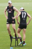 AFL 2017 Training - Essendon 271117