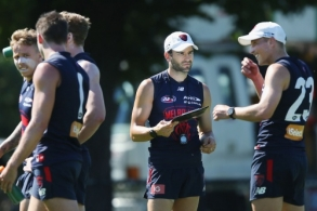 AFL 2017 Training - Melbourne 291117