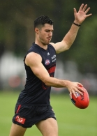 AFL 2017 Training - Melbourne 011217
