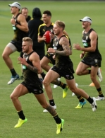 AFL 2017 Training - Richmond 041217